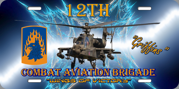 Jerry's Military Exchange - 12th Combat Aviation Brigade