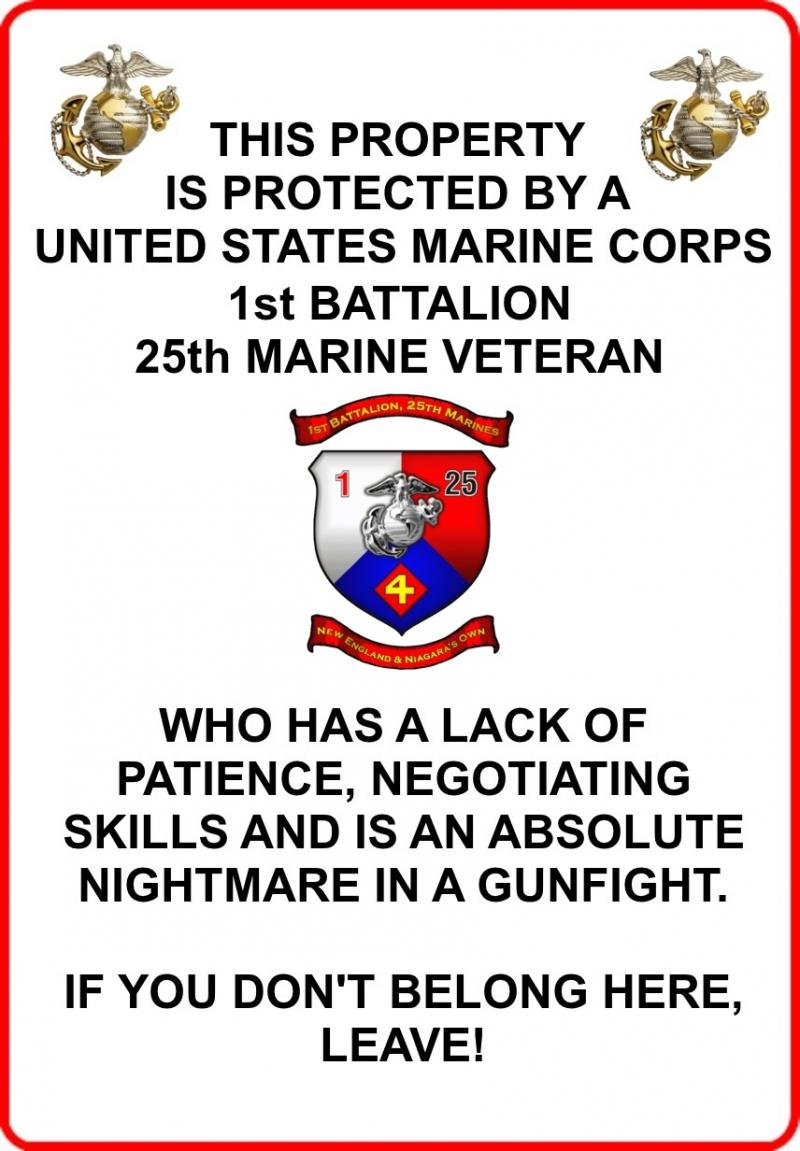Jerry S Military Exchange 1st Battalion 25th Marines